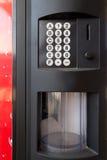 торговый автомат машины Стоковое Изображение RF
