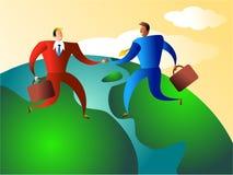 торговый мир бесплатная иллюстрация