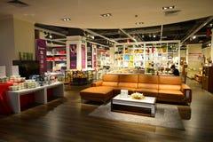 Торговый центр в Шэньчжэне Стоковая Фотография RF
