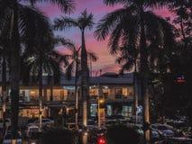 Торговый центр города BTC Cebu стоковое изображение rf