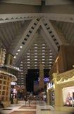 Торговый центр гостиницы Лас-Вегас Луксора Стоковая Фотография
