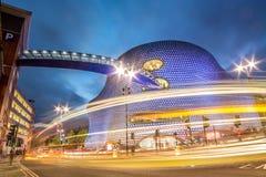 Торговый центр кольца Bull в Бирмингеме Стоковые Фотографии RF