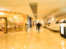 Торговый центр нерезкости в Сиднее Стоковое Фото