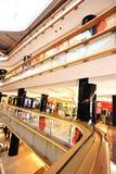 Торговый центр площади праздника Yitian стоковое фото