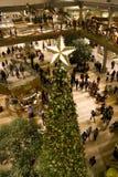 Торговый центр праздника стоковое фото