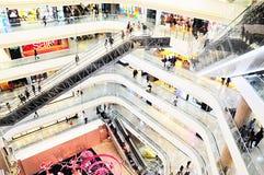 Торговый центр Таймс площадь Стоковое Изображение RF