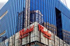 Торговый центр центра города, Westfield, Сидней, Австралия Стоковые Фотографии RF
