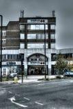 Торговый центр Broadwalk Стоковое Изображение