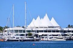 Торговый центр Gold Coast Квинсленд Австралия миража Марины Стоковые Изображения
