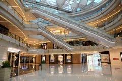 Торговый центр IFC в Шанхае Стоковые Фотографии RF