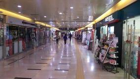 Торговый центр Nampo подземный стоковое фото