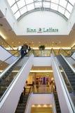 Торговый центр Riem Arcaden в Мюнхене, Баварии Стоковые Изображения RF