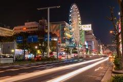 Торговый центр Sakae солнечности Стоковое фото RF