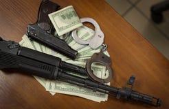 Торговля оружия Стоковое Изображение RF