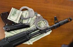 Торговля оружия Стоковое фото RF