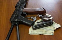 Торговля оружия Стоковые Фотографии RF