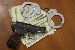 Торговля оружия Стоковые Изображения
