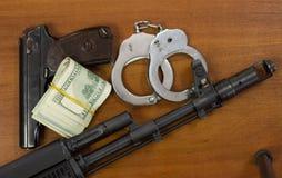 Торговля оружия Стоковая Фотография RF