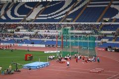 торжественный 2011 золотистый Стоковая Фотография