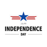 Торжество Дня независимости Стоковое Изображение RF