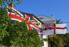Торжество национального праздника Стоковые Изображения RF