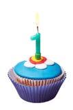 Торжество первого года то для дня рождения Стоковые Фото