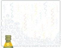 торжество предпосылки Иллюстрация вектора