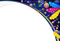 торжество предпосылки Стоковая Фотография RF