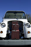 торжество электрический florida автомобиля батарей показывая положения соединило США Стоковая Фотография RF