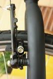 тормоз bike Стоковое Фото