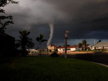 торнадо Стоковое Фото