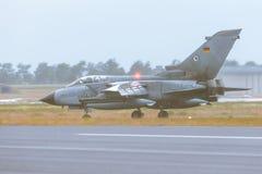 Торнадо Panavia на встрече 2014 тигра НАТО Стоковое фото RF