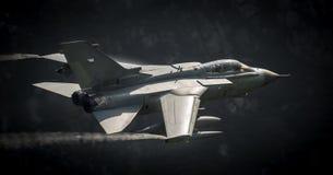 Торнадо боевого самолета Стоковые Фотографии RF