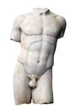торс скульптуры стоковое изображение rf