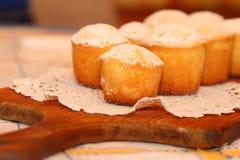 Торты лимона Стоковые Изображения