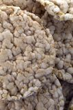 Торты риса био стоковое фото