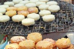Торты риса в Азии - еде Азии стоковые фотографии rf