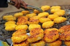 Торты риса в Азии - еде Азии стоковые фото