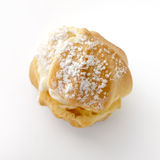 Торты - cream слойки и eclairs Стоковое Фото