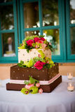 торты wedding Стоковые Фотографии RF