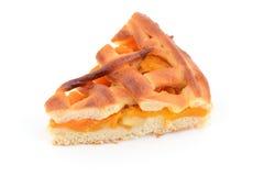 Торт абрикоса Стоковое фото RF