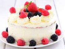 Торт Анджела стоковое изображение rf