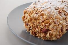 Торт арахиса Стоковое Изображение RF