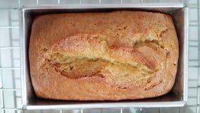 Торт банана Стоковое фото RF