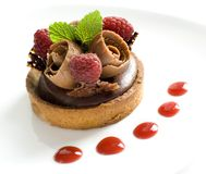 торт вкусный Стоковая Фотография RF