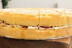 торт вкусный Стоковое фото RF
