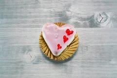 Торт влюбленности Стоковые Изображения