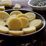 Торт зеленых фасолей Стоковые Фото