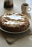 Торт карамельки Стоковые Изображения RF