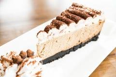 Торт кофе стоковое фото rf